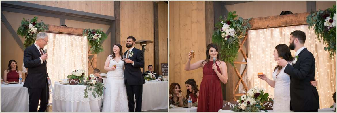 toasts at wedding reception 2