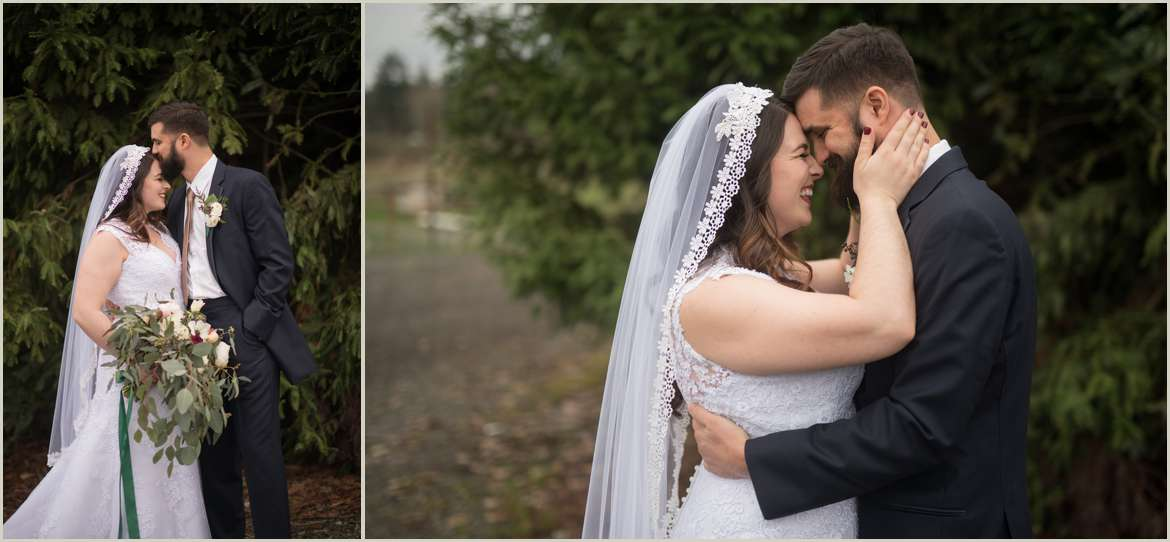 winter wedding at carlton farms in snohomish