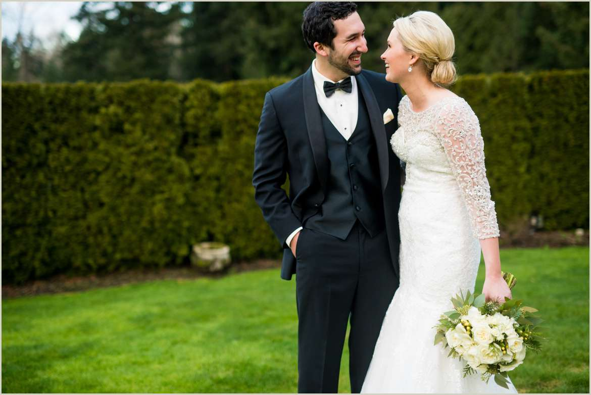 winter wedding in woodinville 1