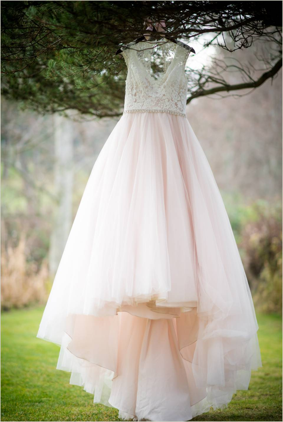 bride lace wedding dress 1