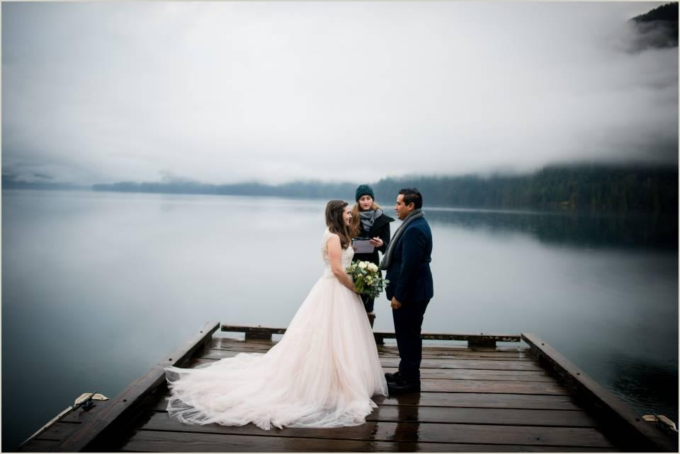 lake crescent elopement 1