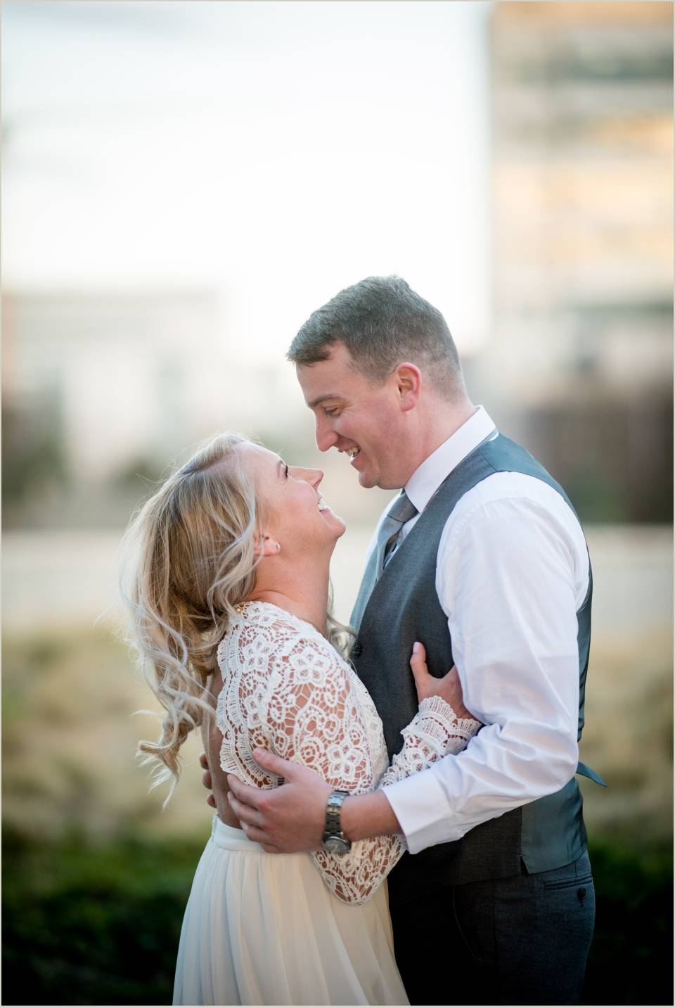 married couple in love seattle wedding photographers