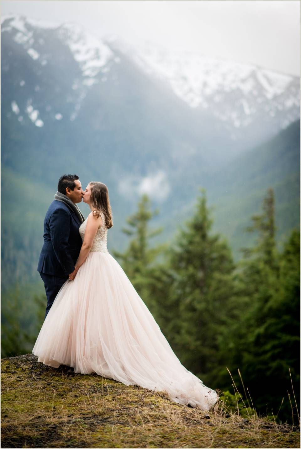 olympic national park elopement 1