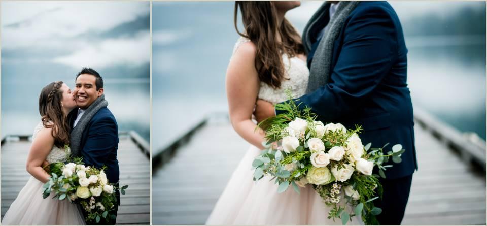 olympic national park intimate wedding 1