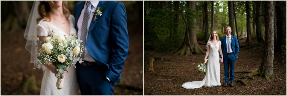 orcas island wedding day