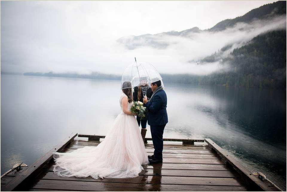rainy lake crescent elopement 1