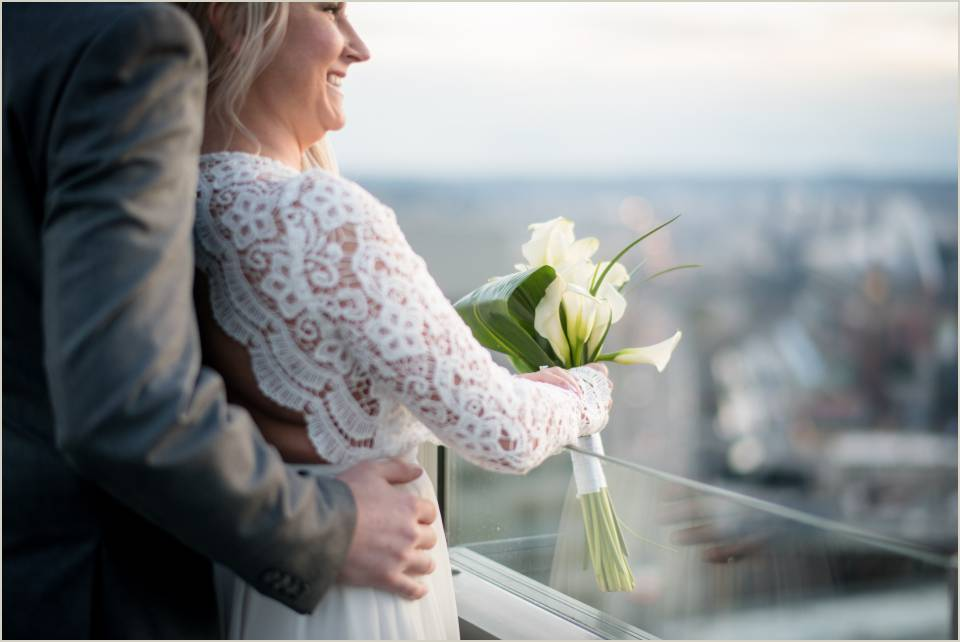 rooftop wedding seattle