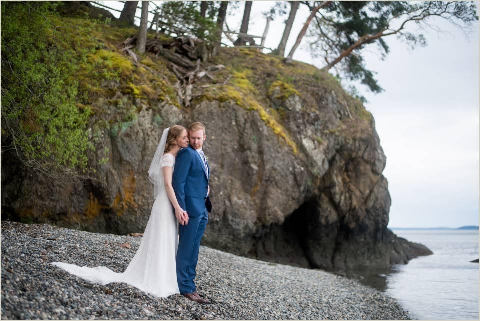 wedding photos at camp orkila