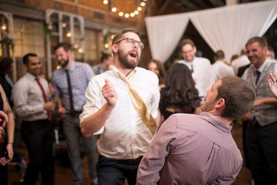 epic dance for photos