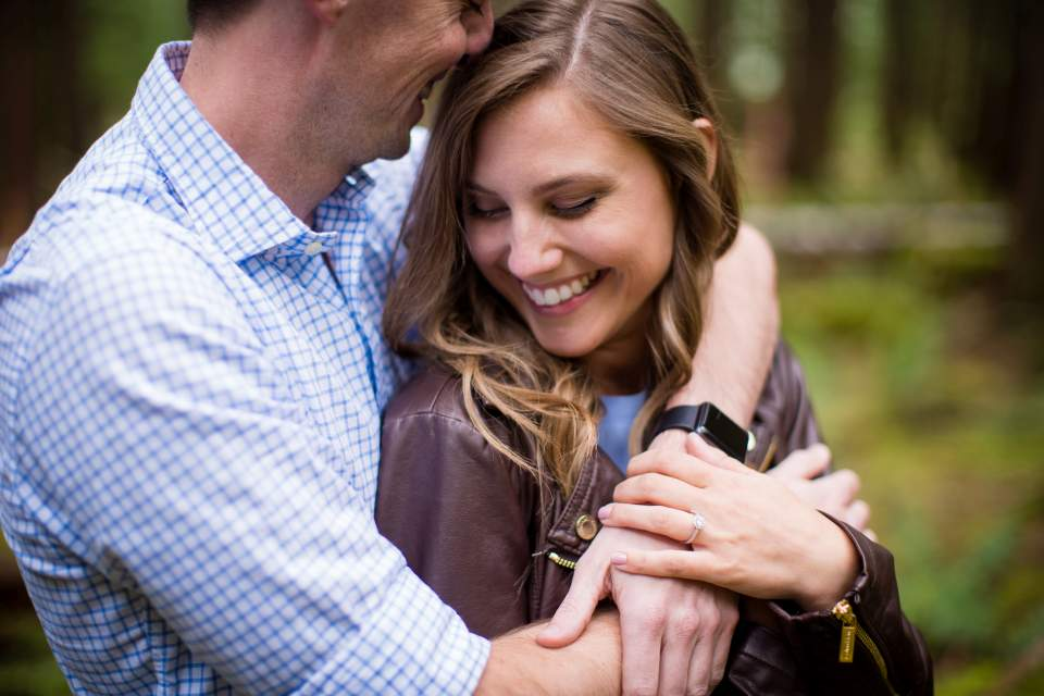 genuine engagement session reactions