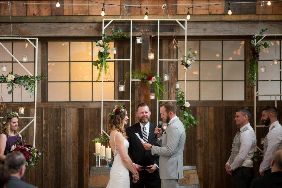 sodo park wedding ceremony