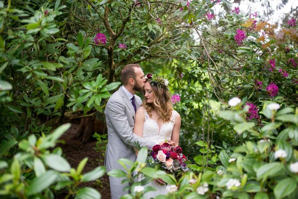 spring wedding in seattle