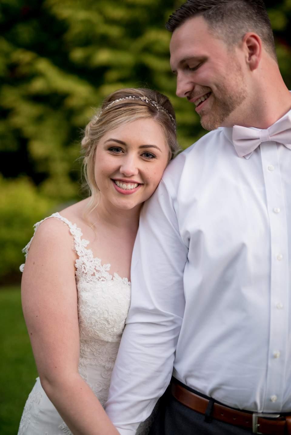 wedding photos at rock creek gardens