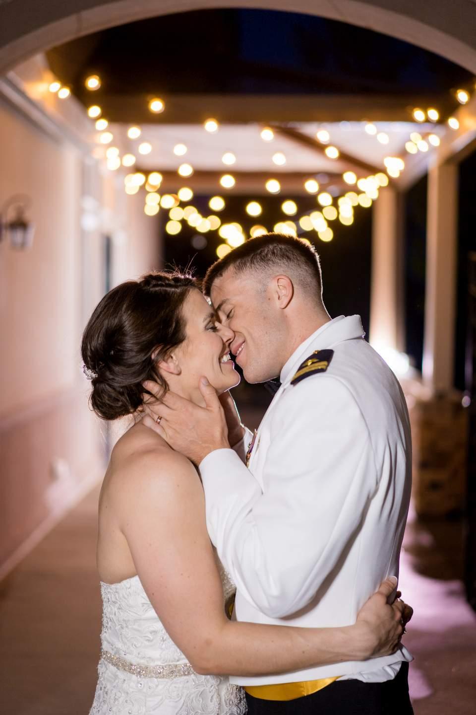 after dark wedding photos with flash