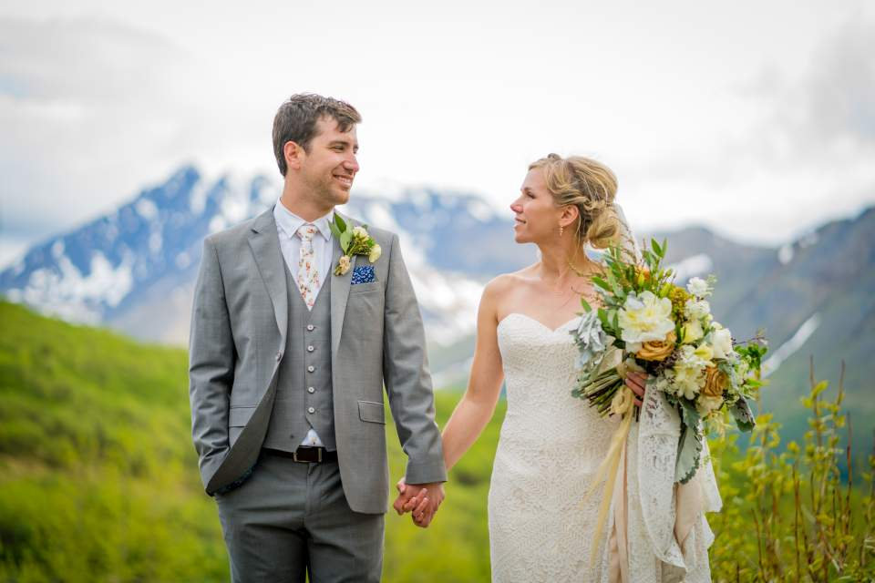 anchorage alaska destination wedding