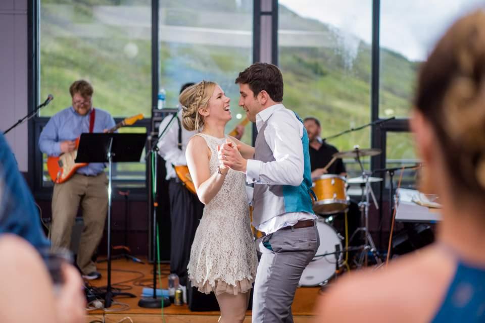 anchorage alaska wedding reception