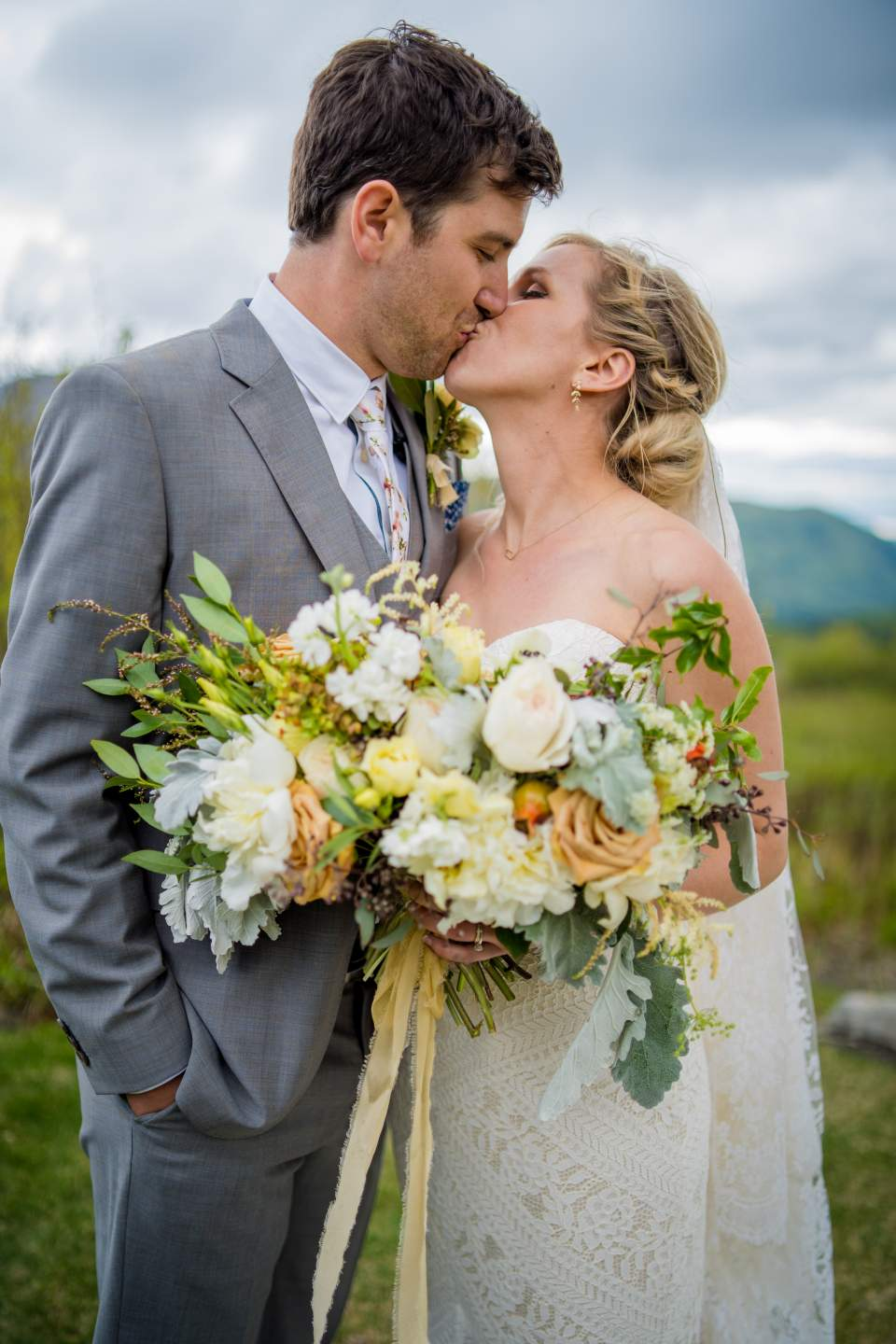 arctic valley wedding