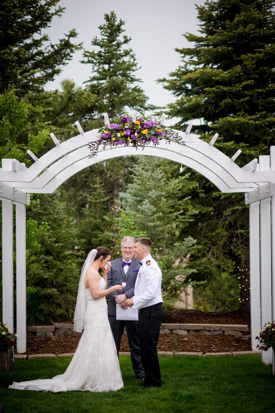 denver colorado wedding ceremony