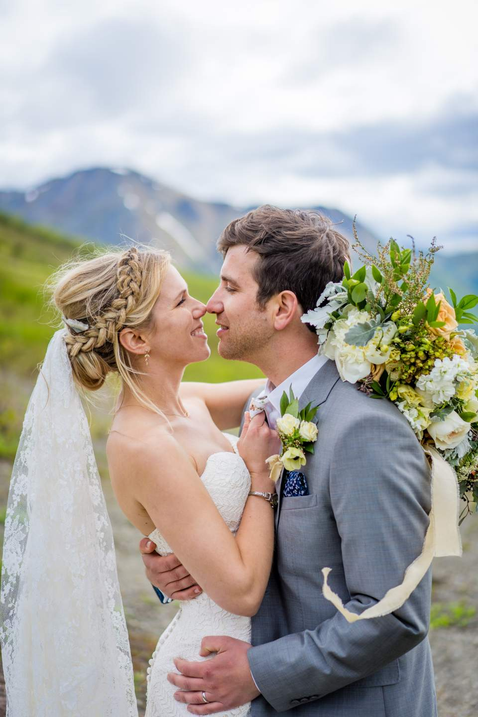 destination wedding in anchorage alaska