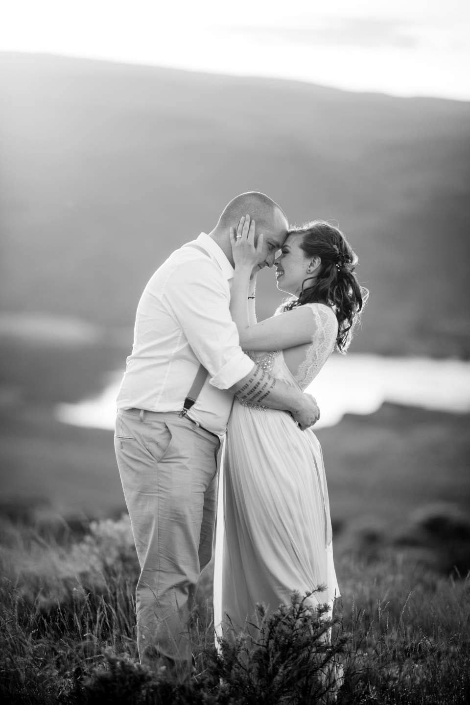 eastern washington wedding photos