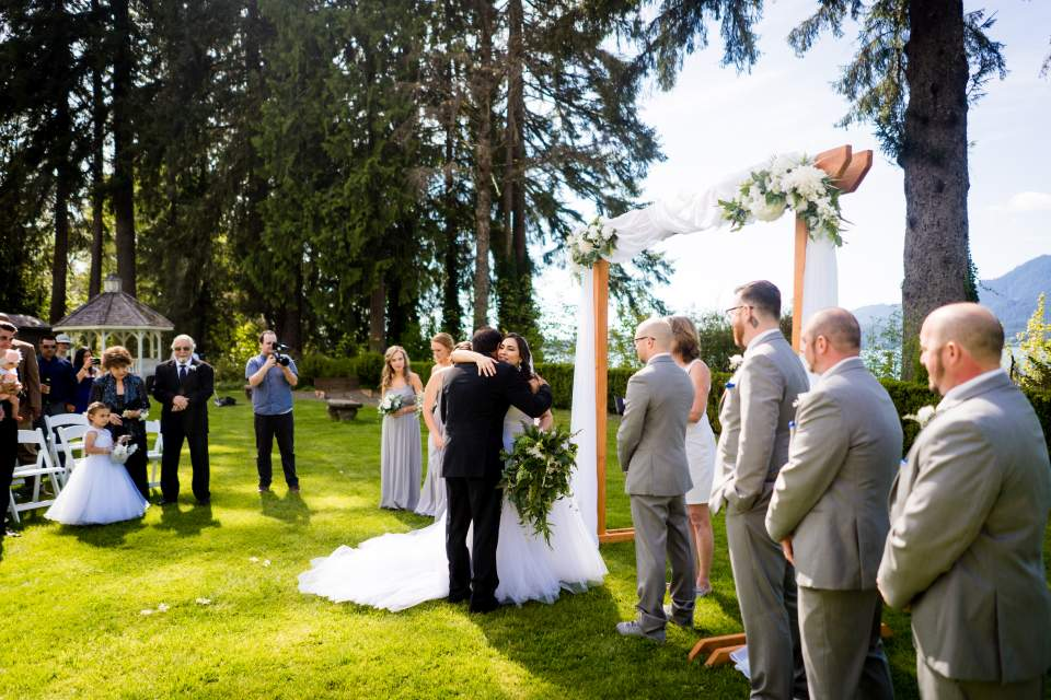 lake quinault lodge ceremony