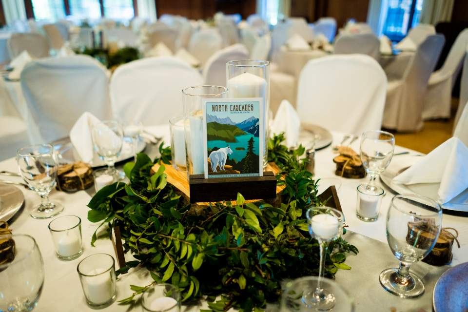 national park centerpieces
