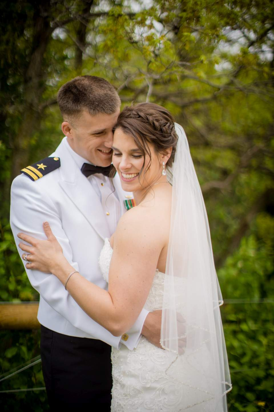 portraits that focus on the beautiful bride