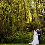 spring seattle wedding at the foundry ceremony at ella bailey park