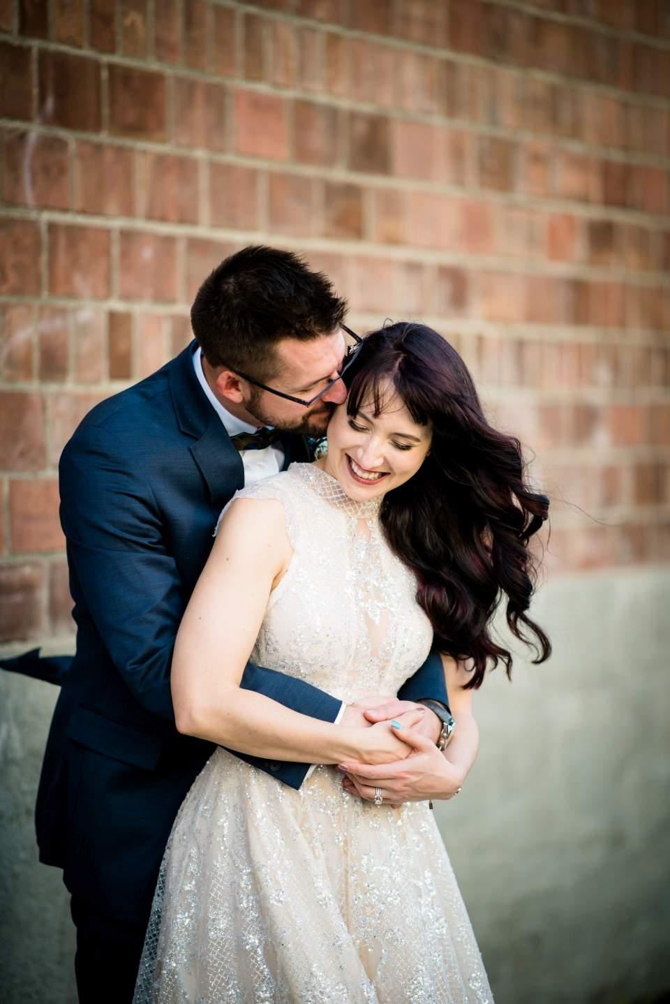 sodo wedding photos at the foundry