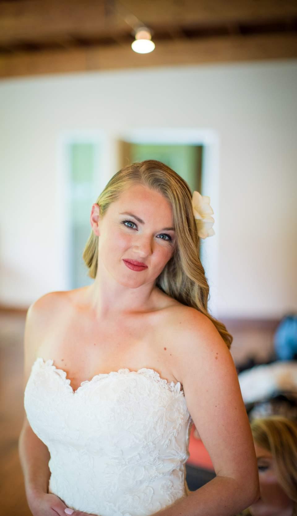 beautiful same sex bride