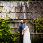 farm kitchen wedding kitsap wedding photographers salt and pine