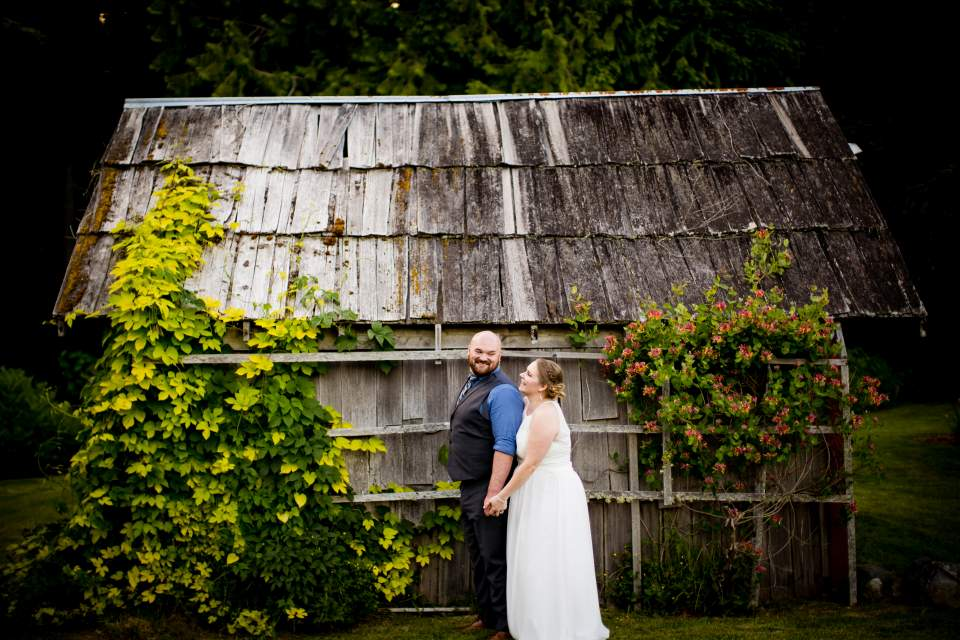 kitsap wedding photographers salt and pine
