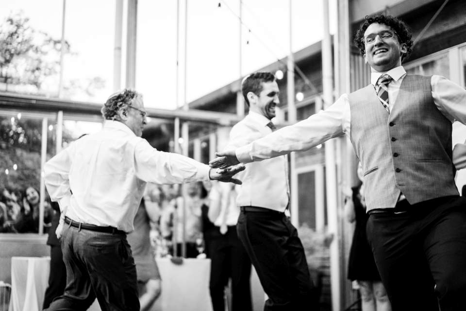special father son dance at wedding