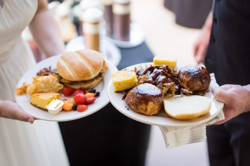 wedding bbq fun wedding food affordable wedding catering