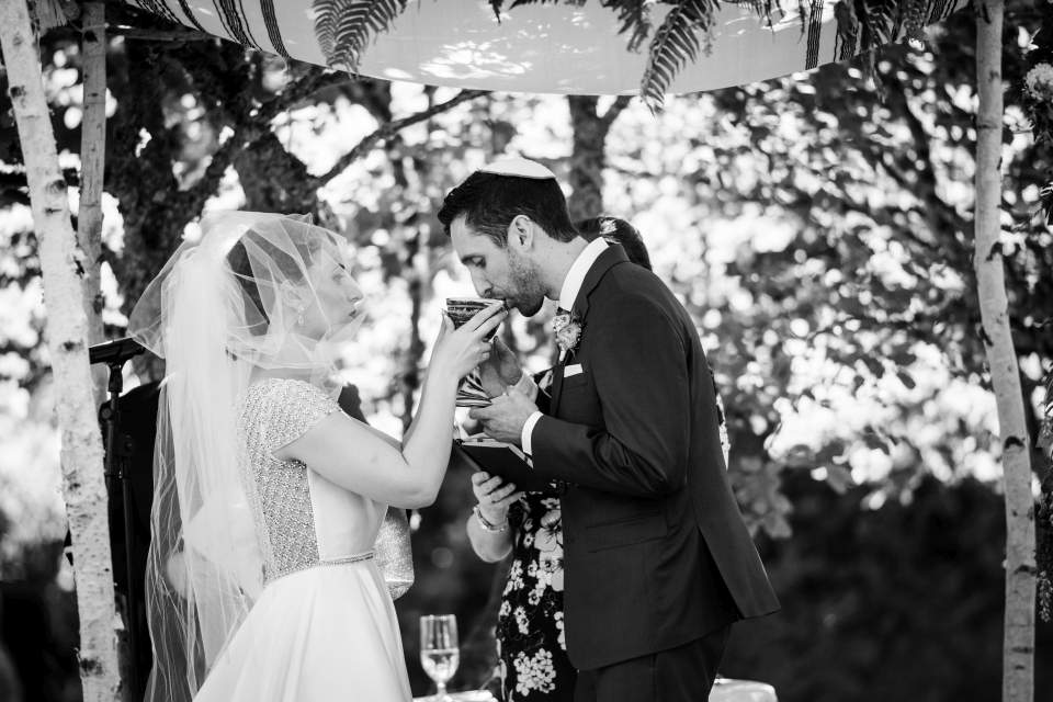 wedding ceremony photography in seattle