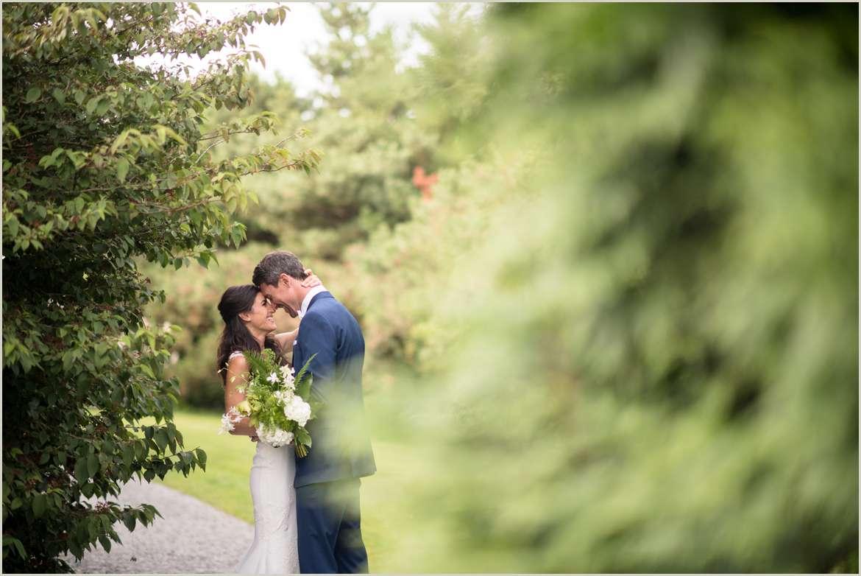 wedding photos at the willows lodge