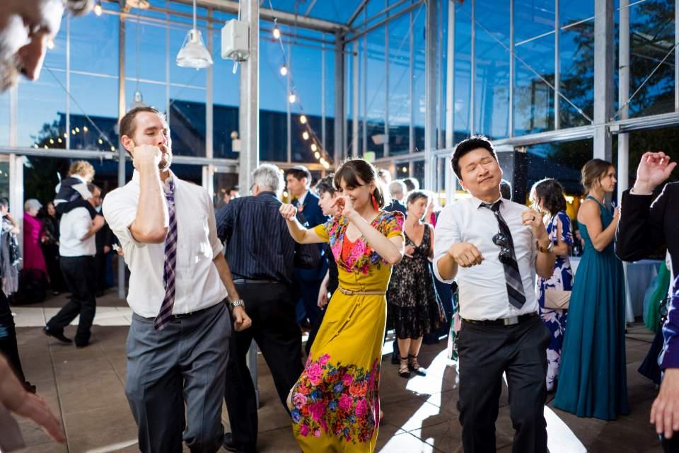 wedding reception at cuh uw