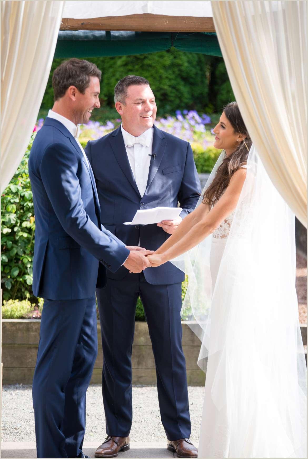 woodinville wedding ceremony