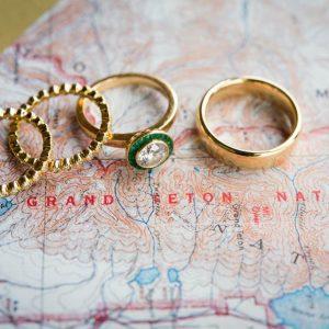 adventure wedding ring photos map themed wedding invites