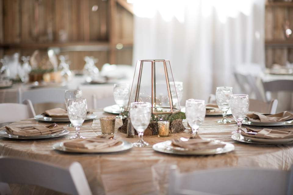 barn wedding in skagit county