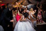 breaking it down on the dance floor