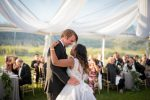bride and groom dancing wedding photos grand teton wy jaskon hole wedding photographer