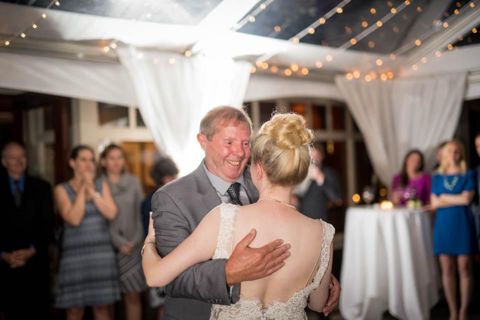 father daughter dance wedding reception salish lodge