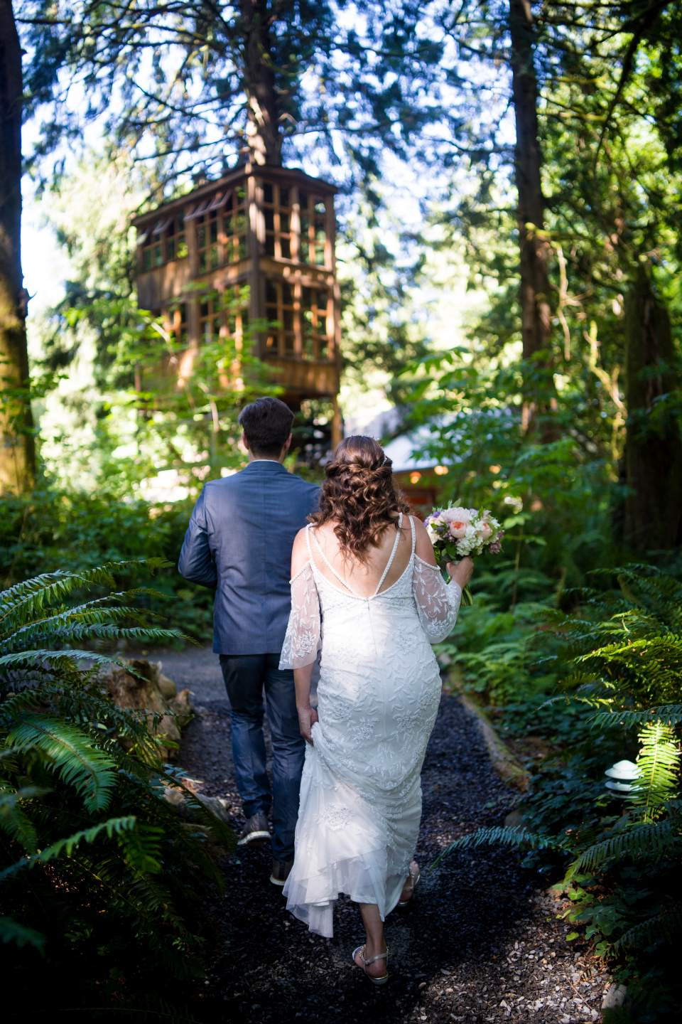 get married at treehouse point in washington