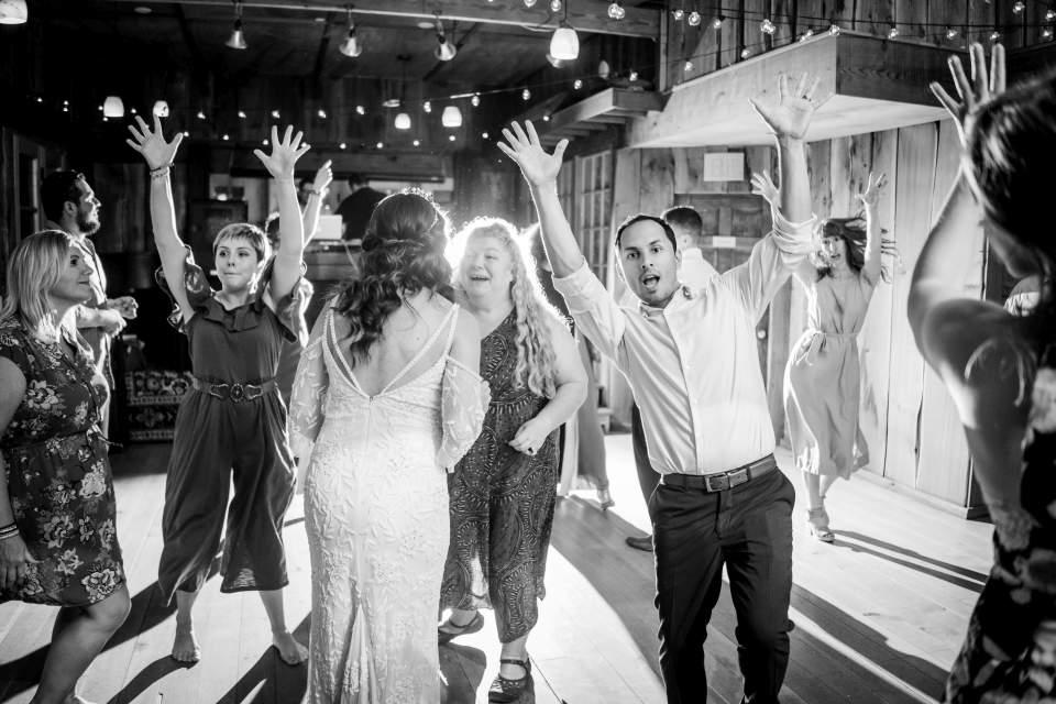great candid dance floor photos
