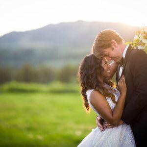 jackson hole wedding photos teton wedding photos intimate candid moment