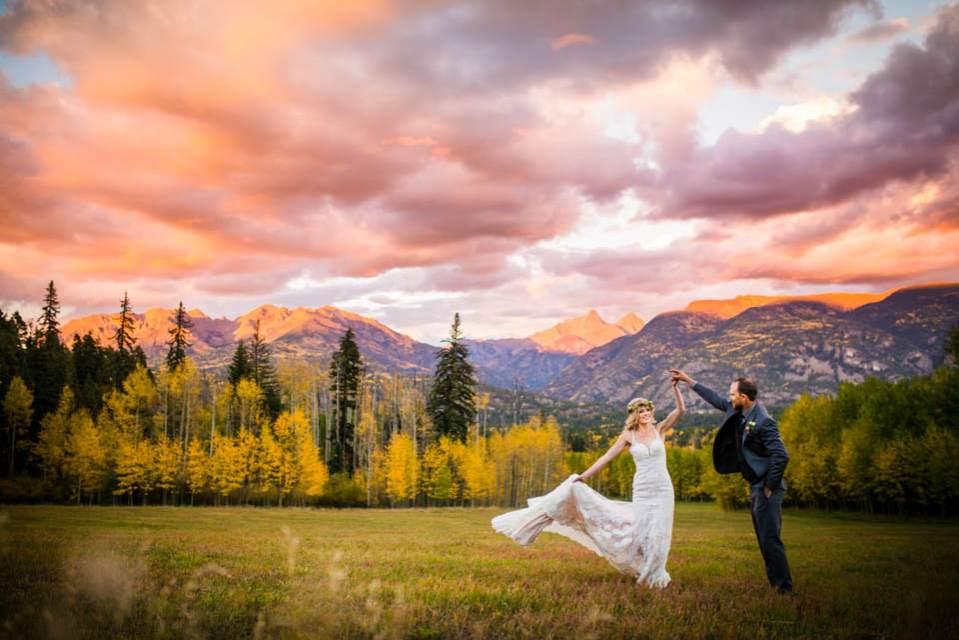 adventure elopement in colorado