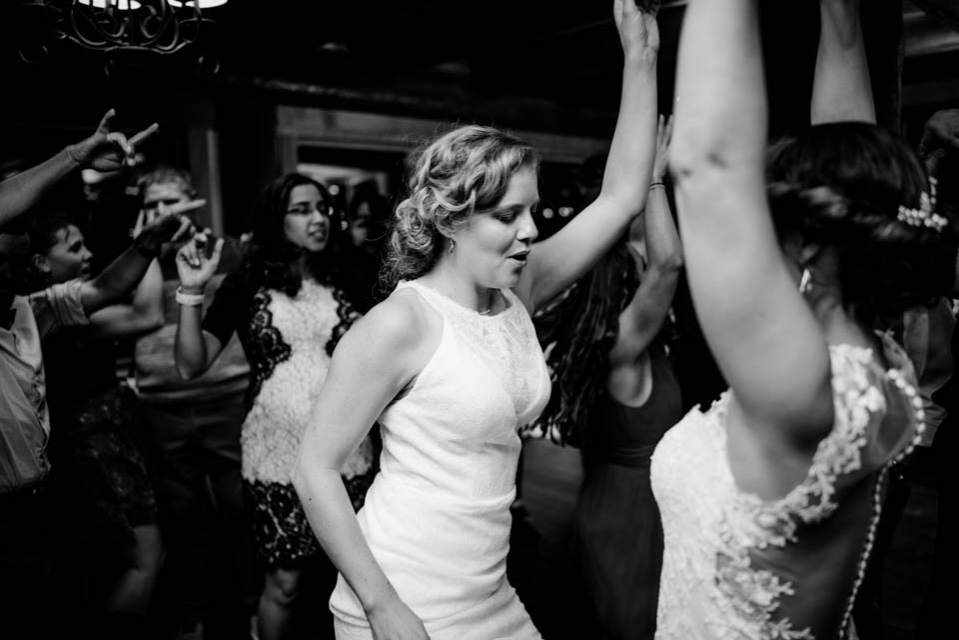 brides on the dance floor 2