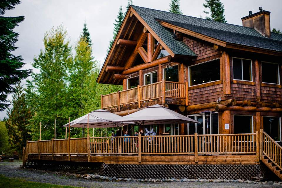 cabin creek lodge mountain wedding venue 2