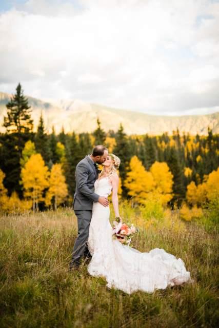 durango colorado intimate wedding